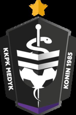 KKPK Medyk Konin - Image: KKPK Medyk Konin logo