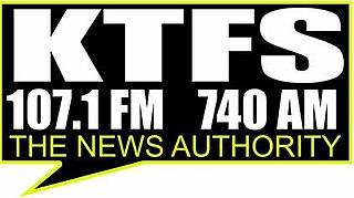 KCMC (AM) radio station in Texarkana, Texas, United States
