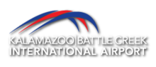 Kalamazoo,Battle Creek International Airport (AZO) Logo.png