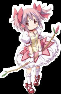 Madoka Kaname Puella Magi Madoka Magica character