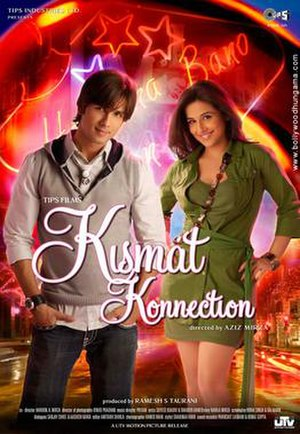 Kismat Konnection - Theatrical release poster