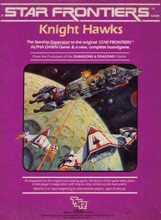 Knight Hawks - Image: Knight Hawks, Star Frontiers