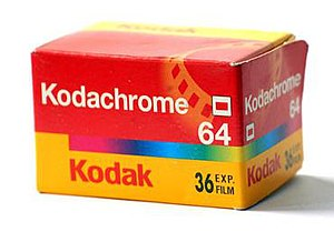 Kodachrome - Image: Kodachrome box