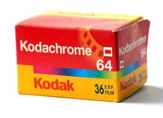 Kodachrome Brand name of an Eastman Kodak film