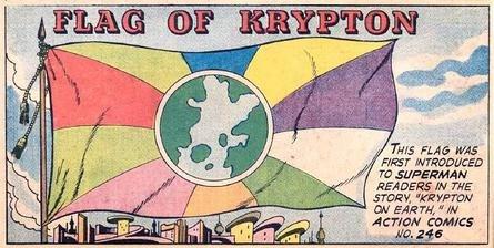 Krypton flag