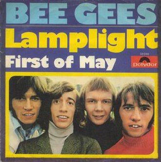 Lamplight - Image: Lamplightbeegees