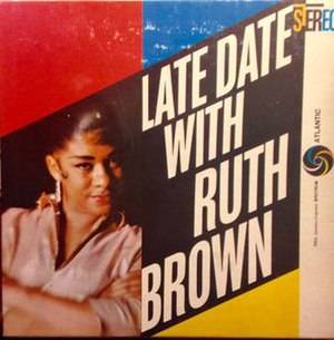 Late Date with Ruth Brown - Image: Late Date with Ruth Brown