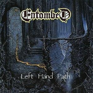 Left Hand Path (album) - Image: Lefthandpath Album Cover
