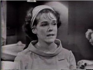 Lisa Grimaldi - Lisa back in a 1960s episode