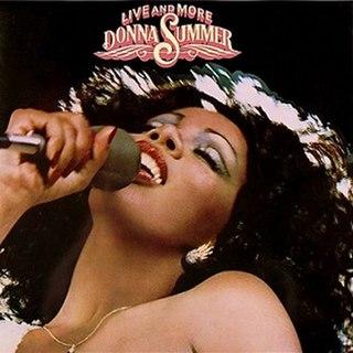 1978 live album by Donna Summer