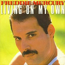 Freddie Mercury - Living on My Own (studio acapella)
