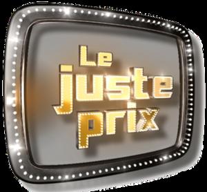 Le Juste Prix - Current logo of Le Juste Prix