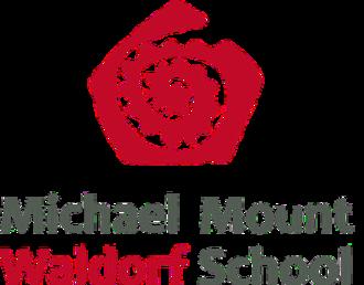 Michael Mount Waldorf School - Michael Mount logo