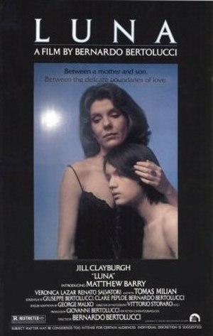 La Luna (1979 film) - Theatrical release poster