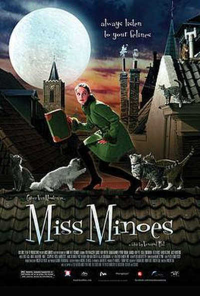 Picture of a movie: Miss Minoes