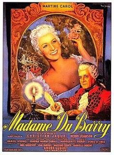 <i>Madame du Barry</i> (1954 film) 1954 film