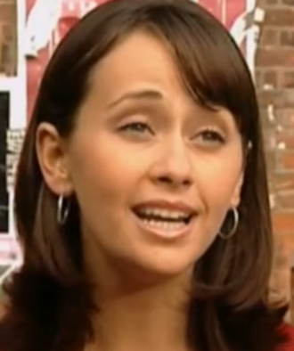 Maria Connor - Maria as she appeared in 2001.