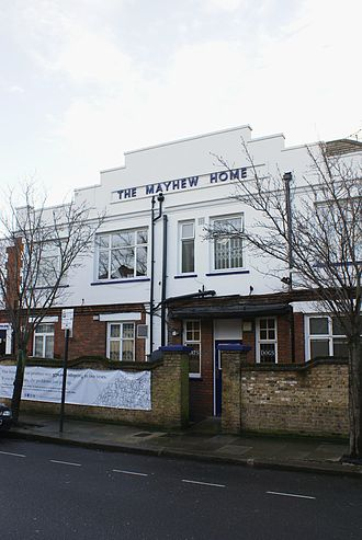 College Park, London - The Mayhew Animal Home, College Park