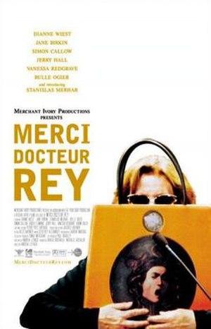 Merci Docteur Rey - Image: Merci Docteur Rey Film Poster