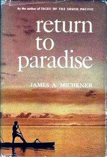 Miche return to paradise 1st ed.jpg