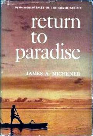 Return to Paradise (short story collection) - First edition