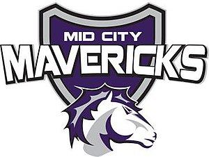 Davenport Mid City High School - Image: Mid City High School logo