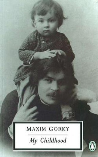 My Childhood (Gorky book) - Cover of Penguin Classics edition (1991)