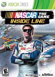 <i>NASCAR The Game: Inside Line</i> 2012 racing videogame by Eutechnyx
