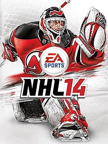 NHL 14 cover art.jpg. Cover featuring Martin Brodeur f444fb10d