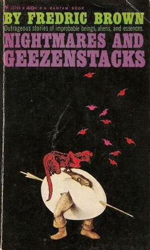 Nightmares and Geezenstacks - Image: NTMRSGZNS1961