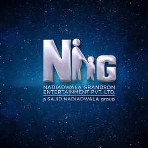 Nadiadwala Grandson Entertainment - Image: Nadiadwala Grandson Entertainment logo