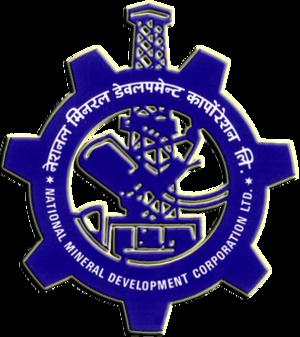 National Mineral Development Corporation - Image: National Mineral Development Corporation Logo