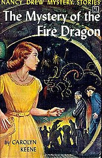 <i>The Mystery of the Fire Dragon</i>