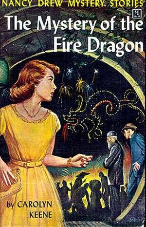 The Mystery of the Fire Dragon - Image: Ndtmotfdbkcvr
