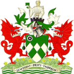 Arms of Neath Port Talbot County Borough Council