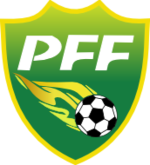 Pakistan Football Federation - Image: New 2008 PF Flogo
