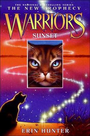 Sunset (novel) - Image: New Prophecybook 6