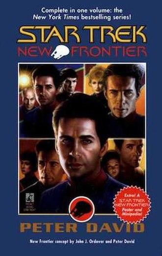 Star Trek: New Frontier - omnibus (1998)