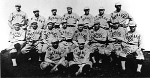 1915 Newark Peppers season - Members of the 1915 Newark Peppers