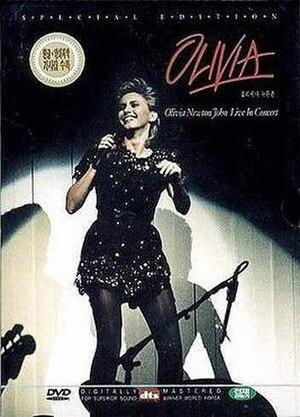 Olivia in Concert - Image: ON Jinconcert