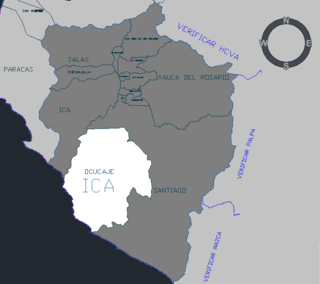 Ocucaje District District in Ica, Peru