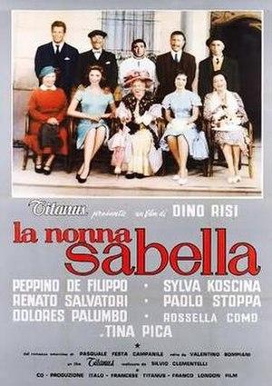 Oh! Sabella - Image: Oh! Sabella