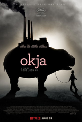 Okja - Promotional poster