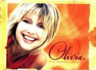 One Woman's Journey Tour - Promotional poster for the tour
