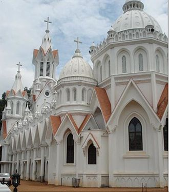 St. George's Church, Chandanapally - Pally