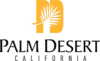 Oficjalne logo miasta Palm Desert