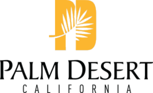 Palm Desert, California - Image: Palm Desert logo