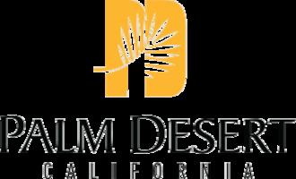 Palm Desert, California - Image: Palm Desert logo