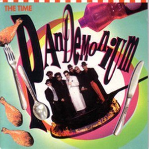 Pandemonium (The Time album) - Image: Pandemonium (The Time album)