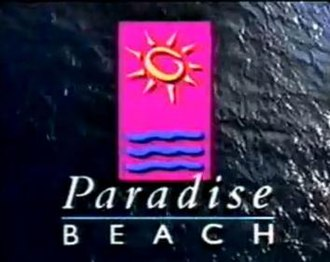 Paradise Beach - Series one opening (1993).